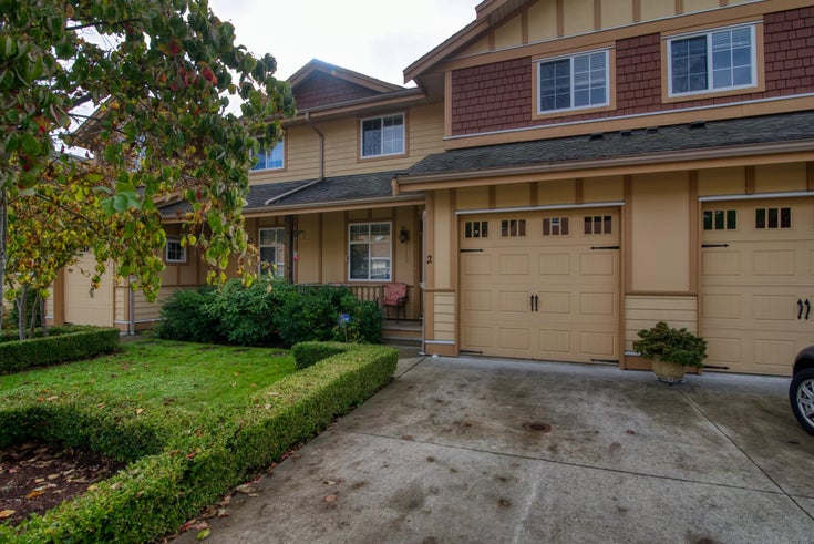 2 811 NORTH ROAD - Gibsons & Area Townhouse for sale, 3 Bedrooms (R2623070)