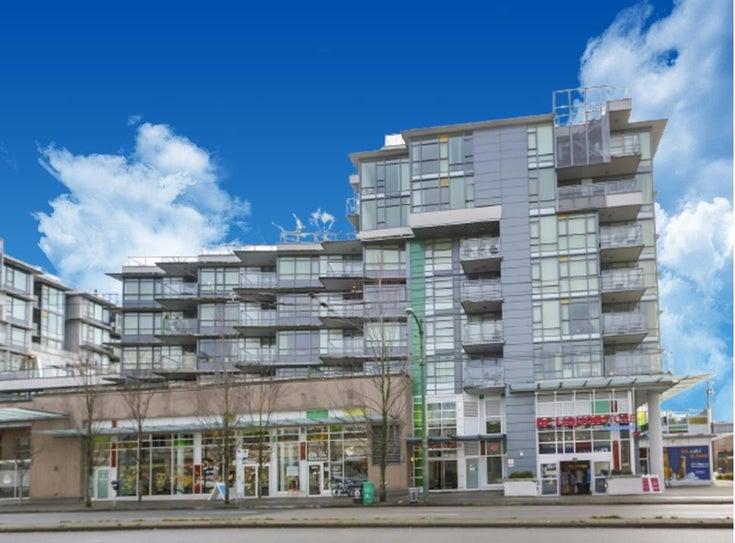 567 2080 W BROADWAY - Kitsilano Apartment/Condo for sale, 1 Bedroom (R2623091)