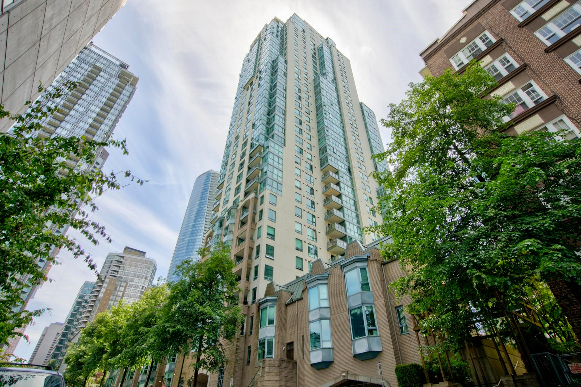 1903 1238 MELVILLE STREET - Coal Harbour Apartment/Condo for sale, 3 Bedrooms (R2623127)