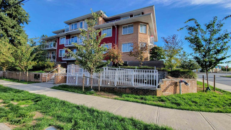 103 1990 WESTMINSTER AVENUE - Glenwood PQ Apartment/Condo for sale, 1 Bedroom (R2623161)