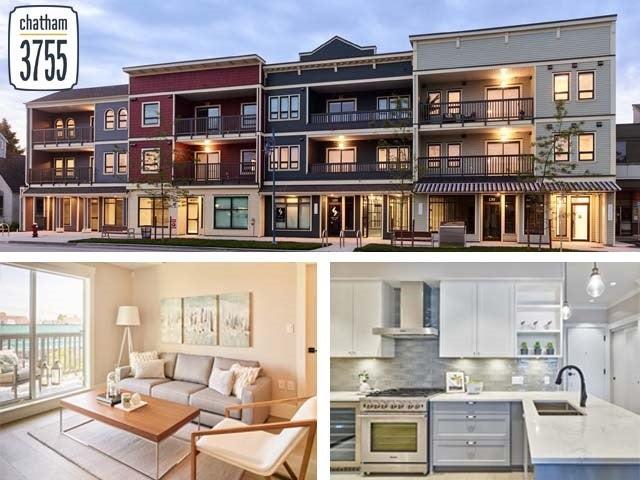 201 3755 CHATHAM STREET - Steveston Village Apartment/Condo for sale, 2 Bedrooms (R2623177)