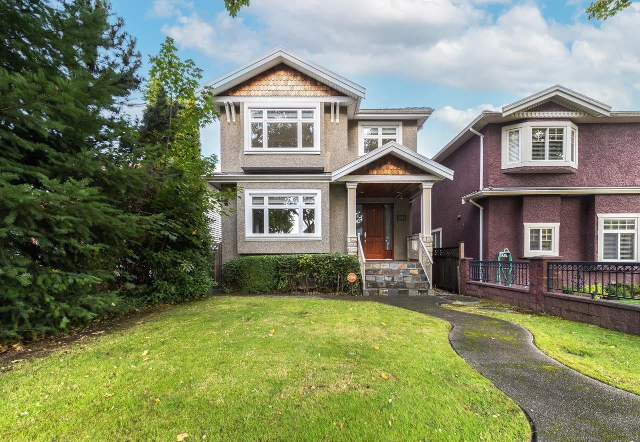 1219 W 64TH AVENUE - Marpole House/Single Family for sale, 4 Bedrooms (R2623235)