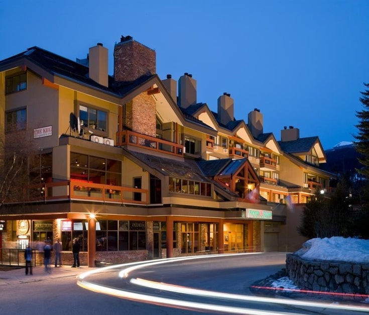 358 4429 SUNDIAL PLACE - Whistler Village Apartment/Condo for sale, 1 Bedroom (R2623269)