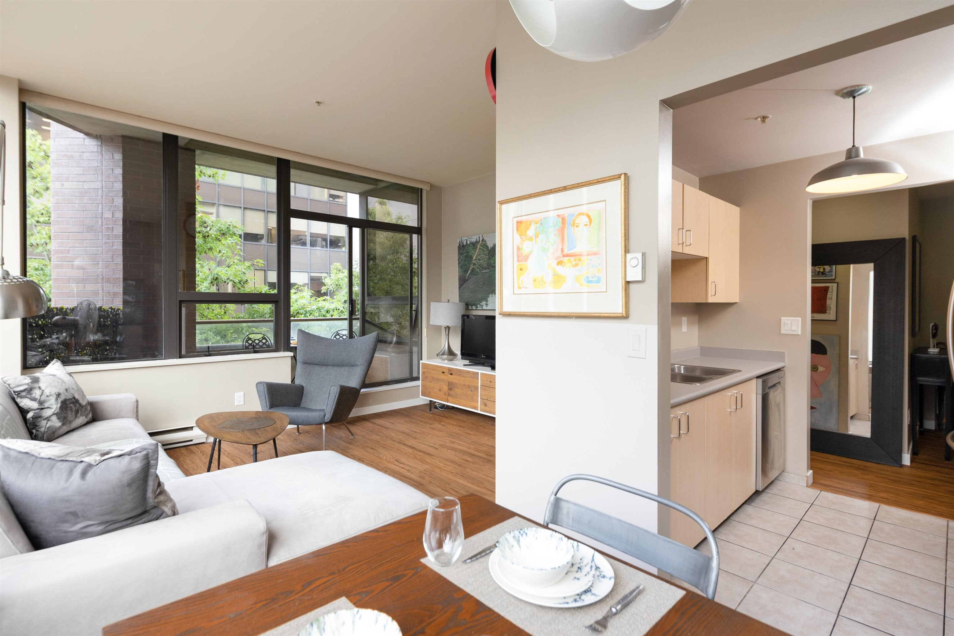 311 1010 HOWE STREET - Downtown VW Apartment/Condo for sale, 1 Bedroom (R2623291) - #1