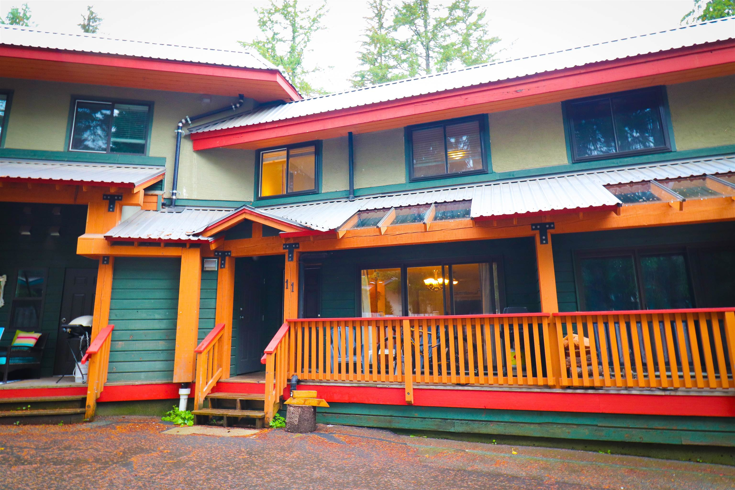 11 8100 ALPINE WAY - Alpine Meadows Townhouse for sale, 2 Bedrooms (R2623297)