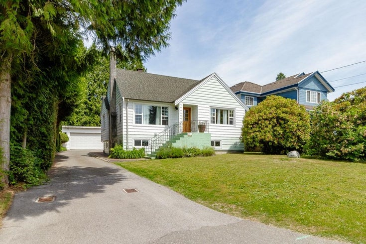 581 THOMPSON AVENUE - Coquitlam West House/Single Family for sale, 5 Bedrooms (R2623346)