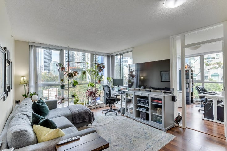 606 1408 STRATHMORE MEWS - Yaletown Apartment/Condo for sale, 1 Bedroom (R2623359)