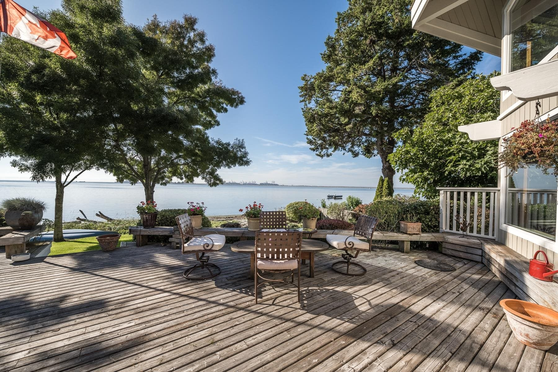 512 TSAWWASSEN BEACH ROAD - English Bluff House/Single Family for sale, 4 Bedrooms (R2623394)