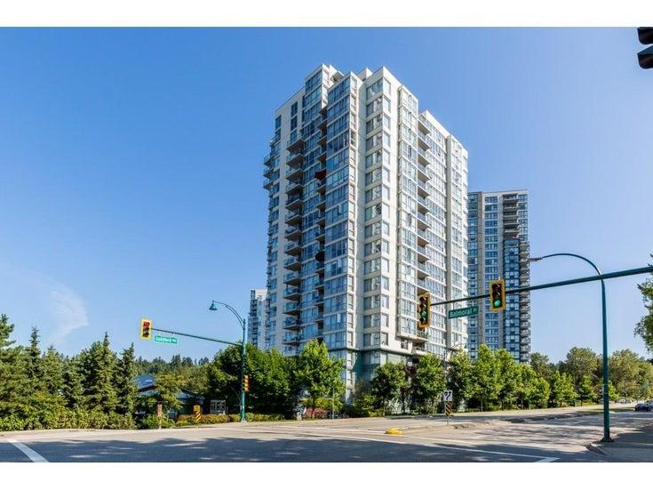 1002 295 GUILDFORD WAY - North Shore Pt Moody Apartment/Condo for sale, 2 Bedrooms (R2623399)
