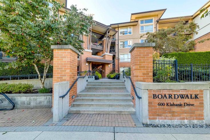 213 600 KLAHANIE DRIVE - Port Moody Centre Apartment/Condo for sale, 1 Bedroom (R2623410)
