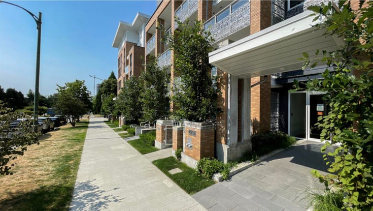 205 6933 CAMBIE STREET - South Cambie Apartment/Condo for sale, 2 Bedrooms (R2623423)