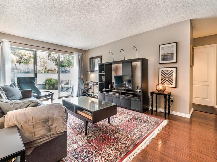 107 428 AGNES STREET - Downtown NW Apartment/Condo for sale, 1 Bedroom (R2623470)
