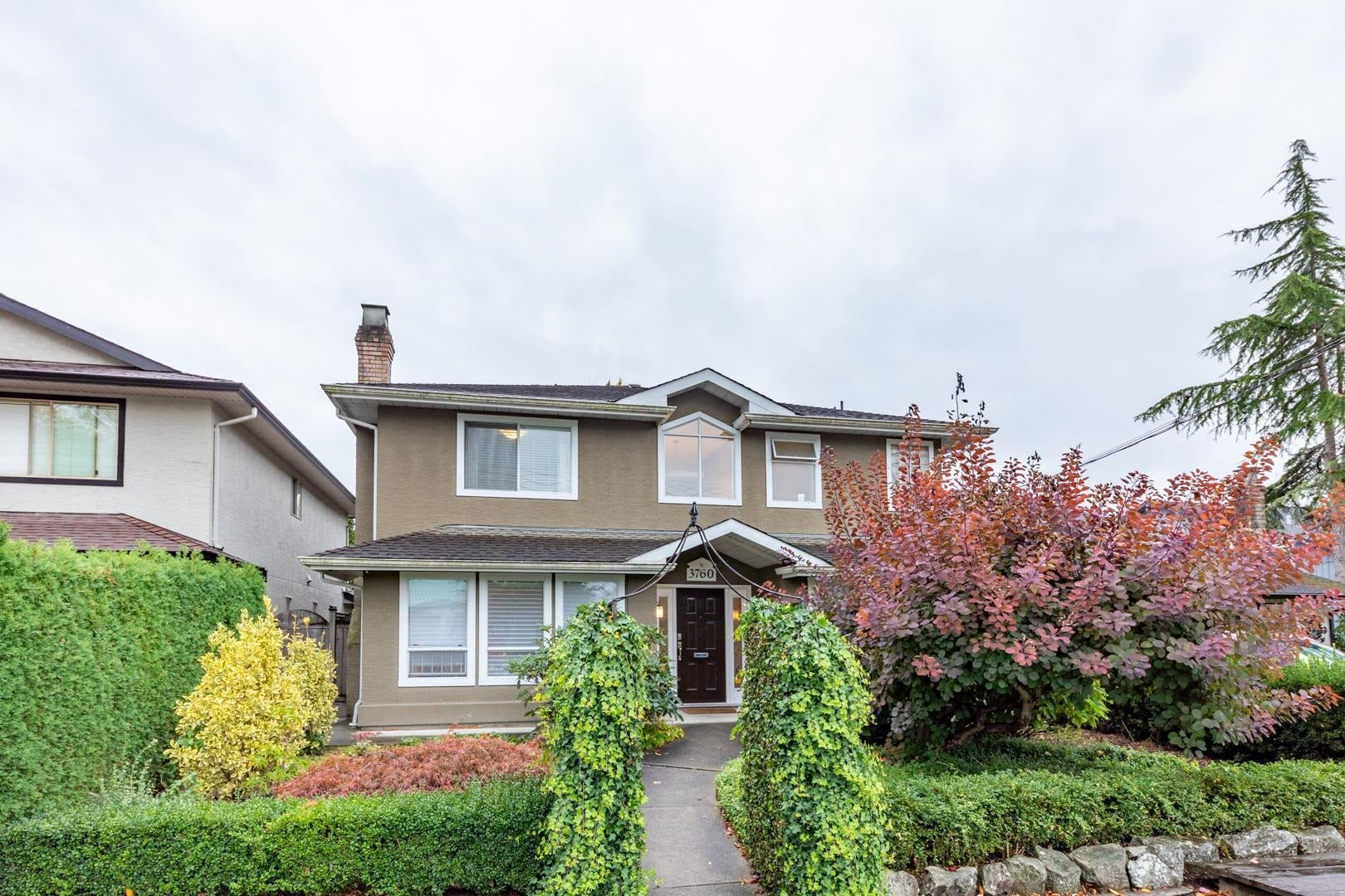 3760 GEORGIA STREET - Steveston Village House/Single Family for sale, 5 Bedrooms (R2623483)