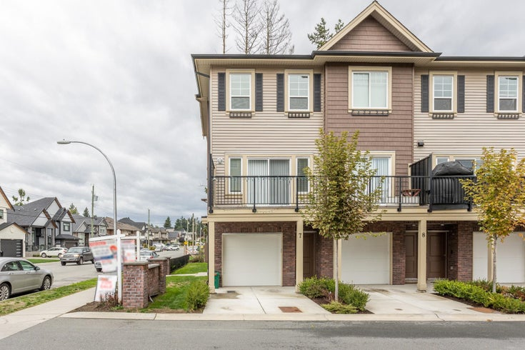 7 2530 JANZEN STREET - Abbotsford West Townhouse for sale, 3 Bedrooms (R2623525)