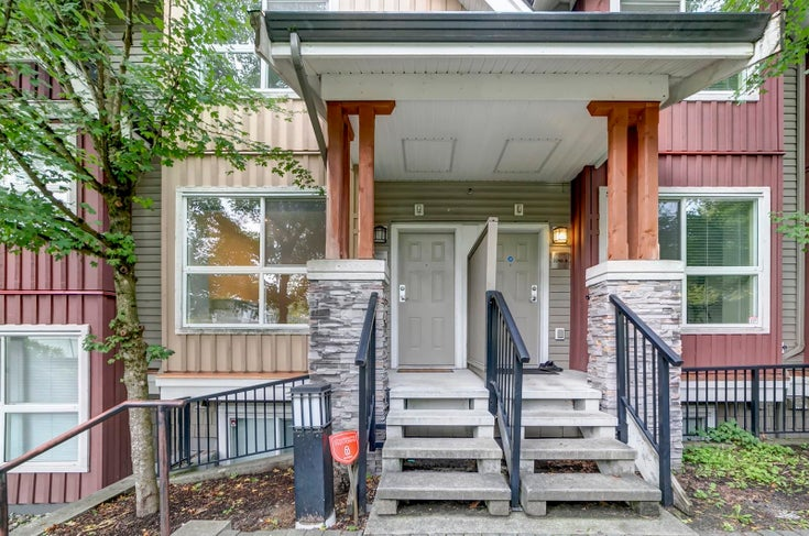9 3298 E 54TH AVENUE - Champlain Heights Townhouse for sale, 2 Bedrooms (R2623527)
