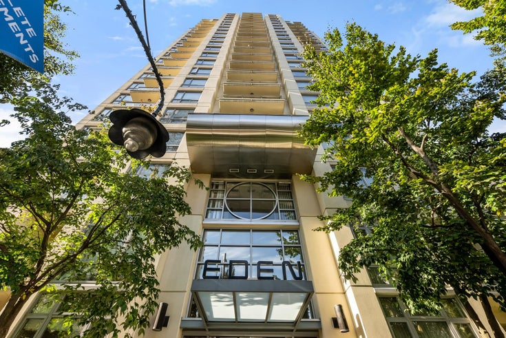 1103 1225 RICHARDS STREET - Downtown VW Apartment/Condo for sale(R2623558)