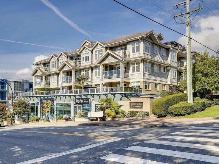 210 15621 MARINE DRIVE - White Rock Apartment/Condo for sale, 1 Bedroom (R2623591)
