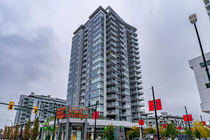 2106 8538 RIVER DISTRICT CROSSING - South Marine Apartment/Condo for sale, 2 Bedrooms (R2623613)