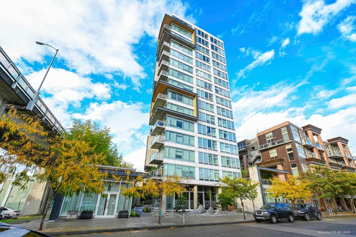 905 1565 W 6TH AVENUE - False Creek Apartment/Condo for sale, 2 Bedrooms (R2623638)