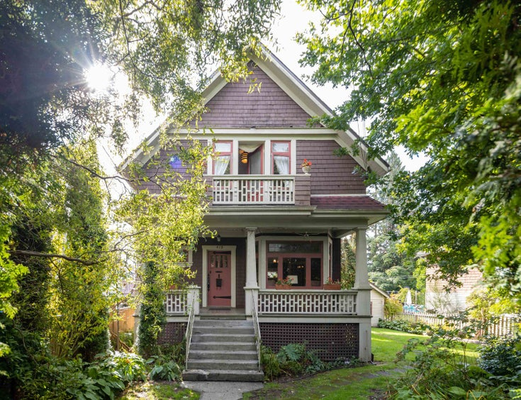 419 E 13TH STREET - Central Lonsdale House/Single Family for sale, 4 Bedrooms (R2623654)