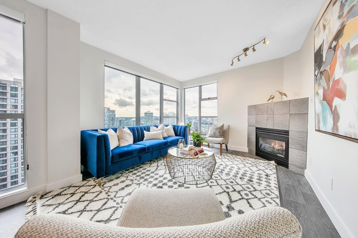 2607 939 HOMER STREET - Yaletown Apartment/Condo for sale, 2 Bedrooms (R2623679)