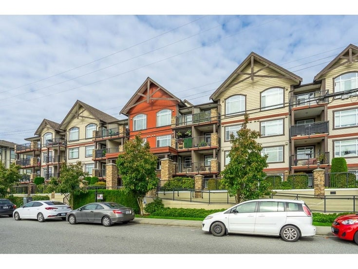 203 19939 55A AVENUE - Langley City Apartment/Condo for sale, 2 Bedrooms (R2623686)