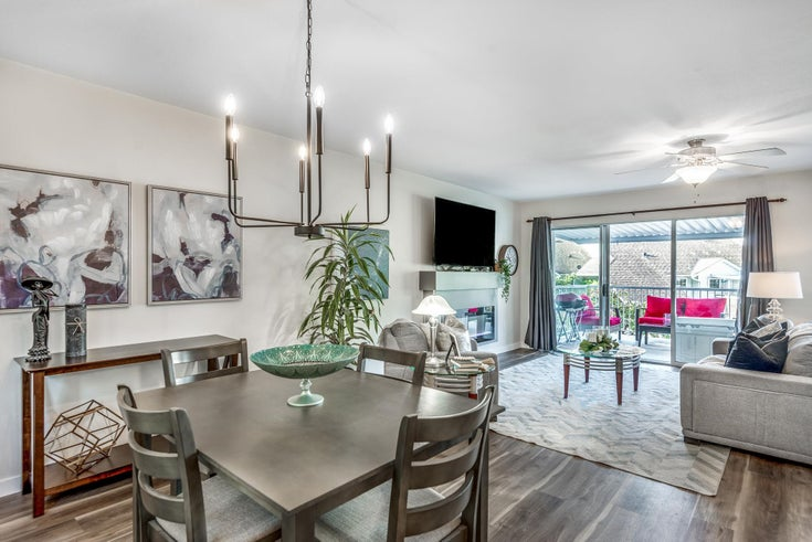 227 22555 116 AVENUE - East Central Townhouse for sale, 2 Bedrooms (R2623688)