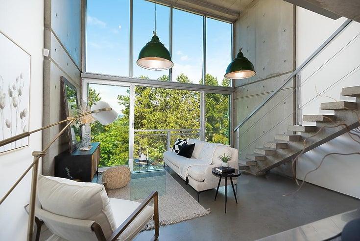 508 1540 W 2ND AVENUE - False Creek Apartment/Condo for sale, 1 Bedroom (R2623718)
