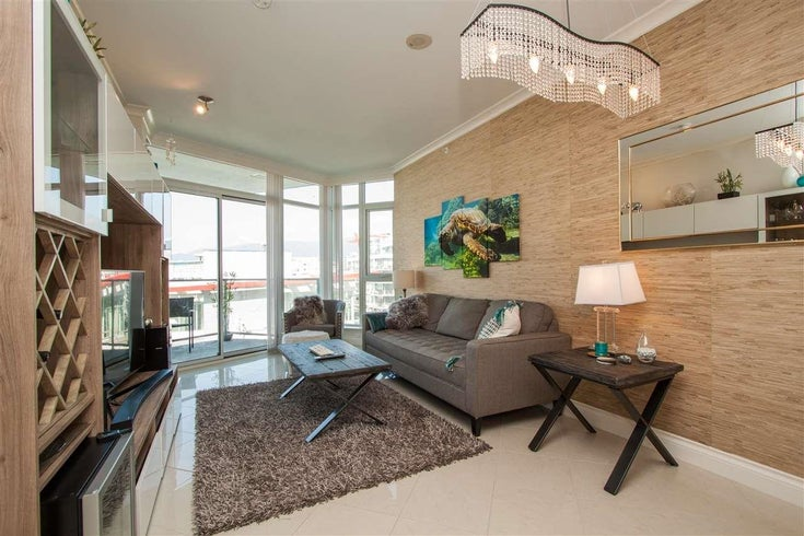 1008 199 VICTORY SHIP WAY - Lower Lonsdale Apartment/Condo for sale, 1 Bedroom (R2623753)