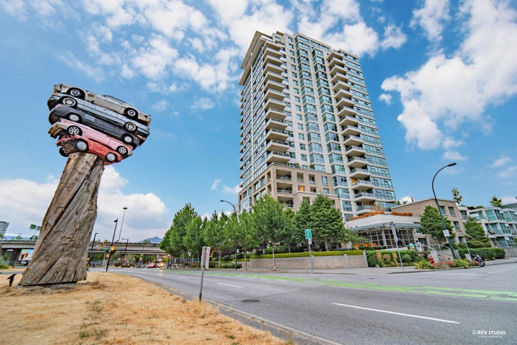 406 125 MILROSS AVENUE - Downtown VE Apartment/Condo for sale, 2 Bedrooms (R2623803)