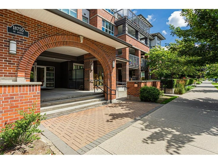 102 18755 68 AVENUE - Clayton Apartment/Condo for sale, 2 Bedrooms (R2623804)