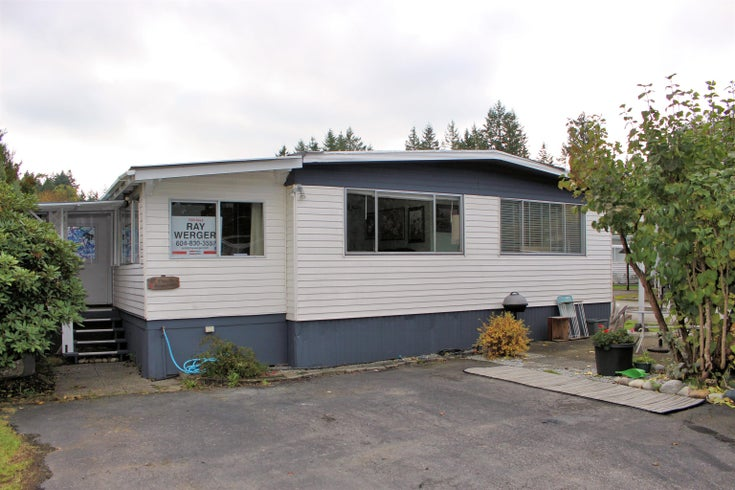 21 3031 200TH STREET - Brookswood Langley Manufactured for sale, 2 Bedrooms (R2623833)