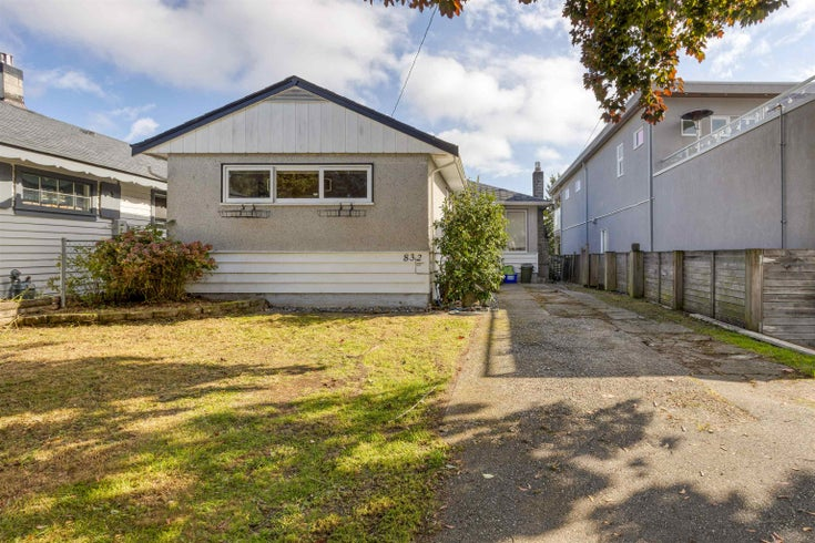 832 LEE STREET - White Rock House/Single Family for sale, 2 Bedrooms (R2623840)