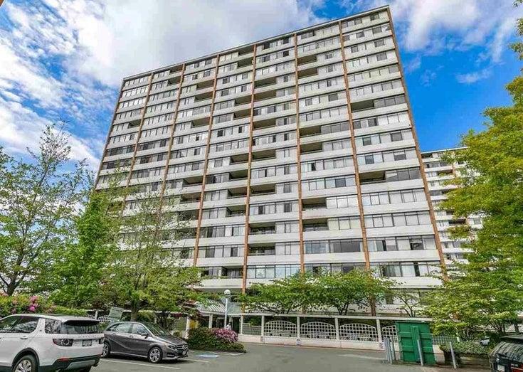 1503 6631 MINORU BOULEVARD - Brighouse Apartment/Condo for sale, 1 Bedroom (R2623852)