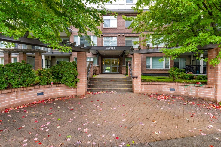 317 46289 YALE ROAD - Chilliwack E Young-Yale Apartment/Condo for sale, 1 Bedroom (R2623858)