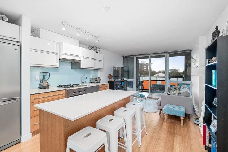 509 718 MAIN STREET - Strathcona Apartment/Condo for sale, 1 Bedroom (R2623877)
