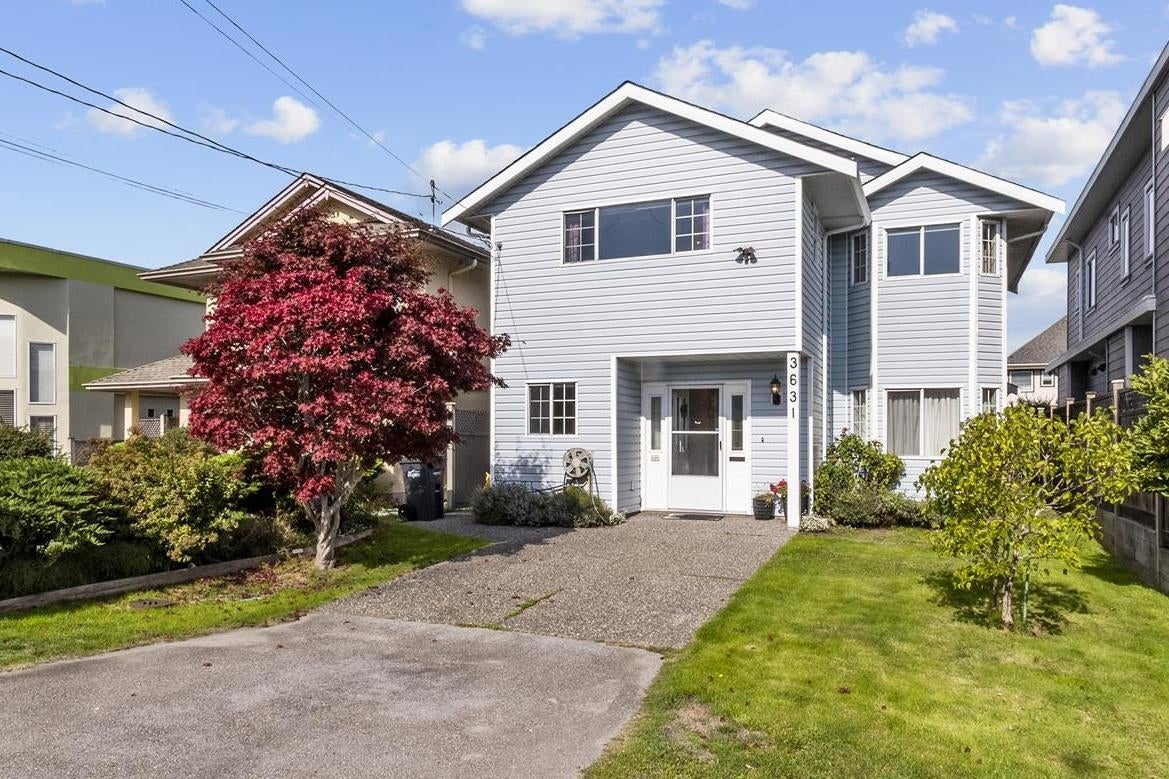 3631 GEORGIA STREET - Steveston Village House/Single Family for sale, 3 Bedrooms (R2623894) - #1