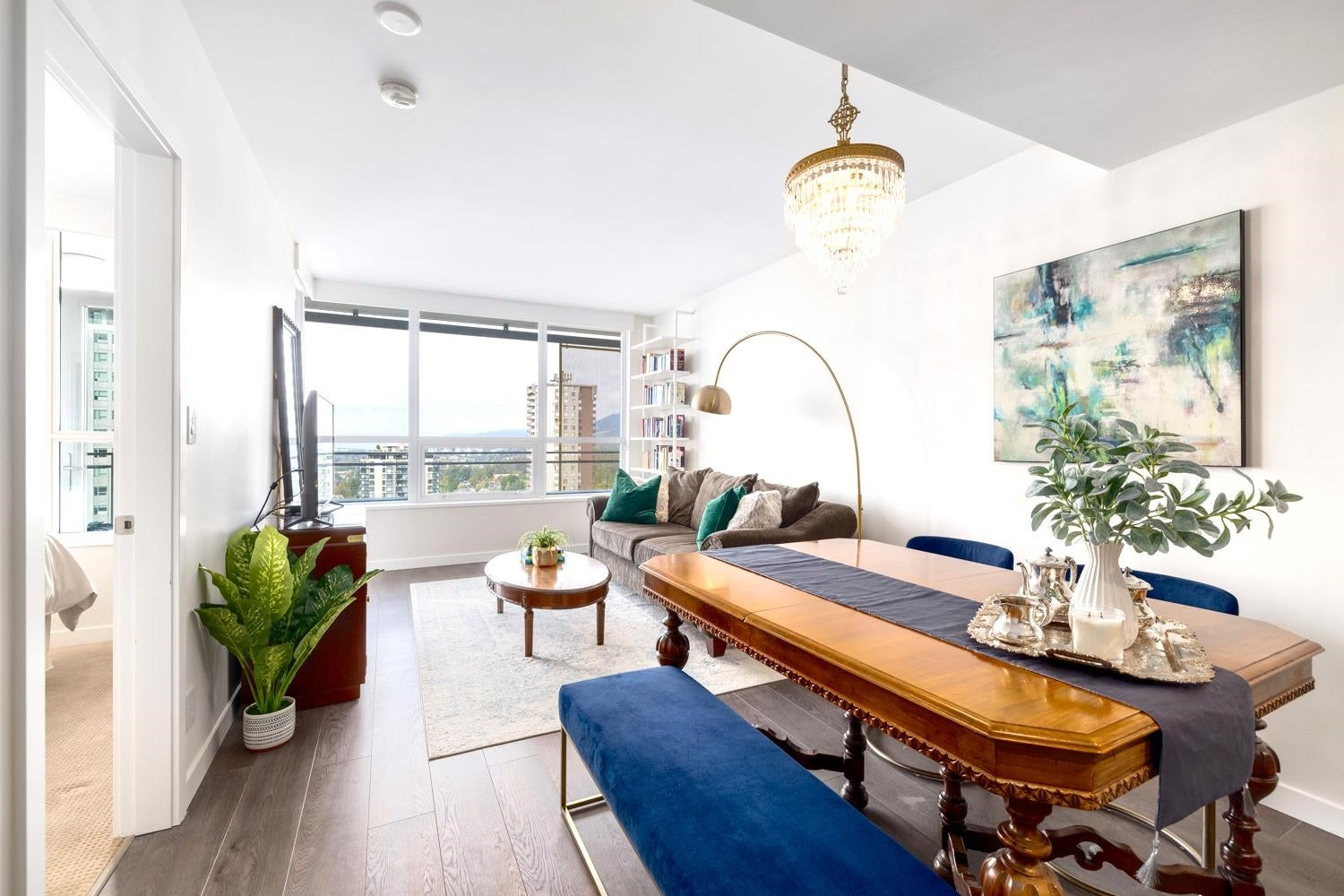 1205 125 E 14TH STREET - Central Lonsdale Apartment/Condo for sale, 1 Bedroom (R2623896) - #1