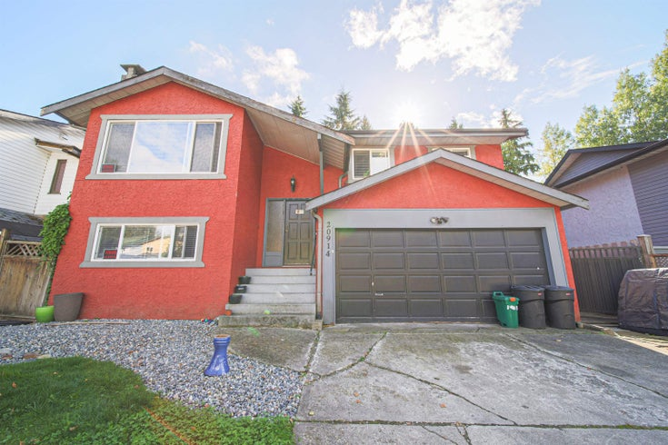 20914 ROSEWOOD PLACE - Southwest Maple Ridge House/Single Family for sale, 5 Bedrooms (R2623903)