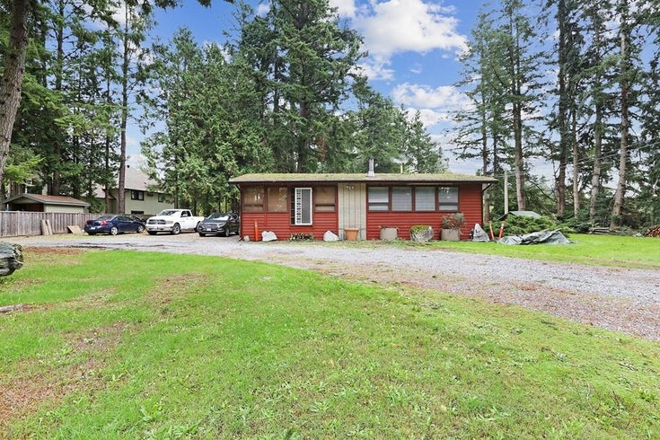 2364 196 STREET - Brookswood Langley House with Acreage for sale, 3 Bedrooms (R2623904)