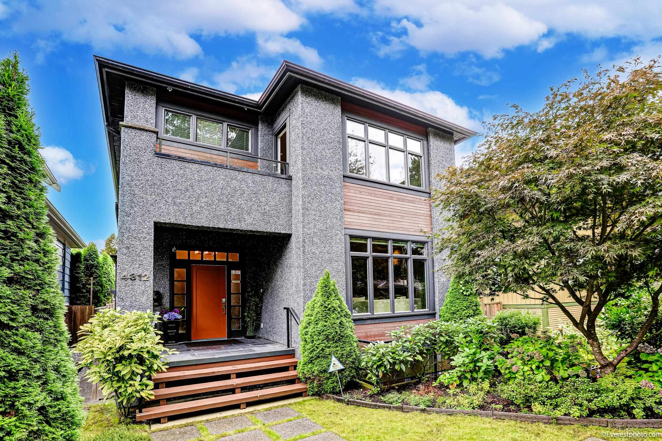 4312 W 11TH AVENUE - Point Grey House/Single Family for sale, 5 Bedrooms (R2623905)