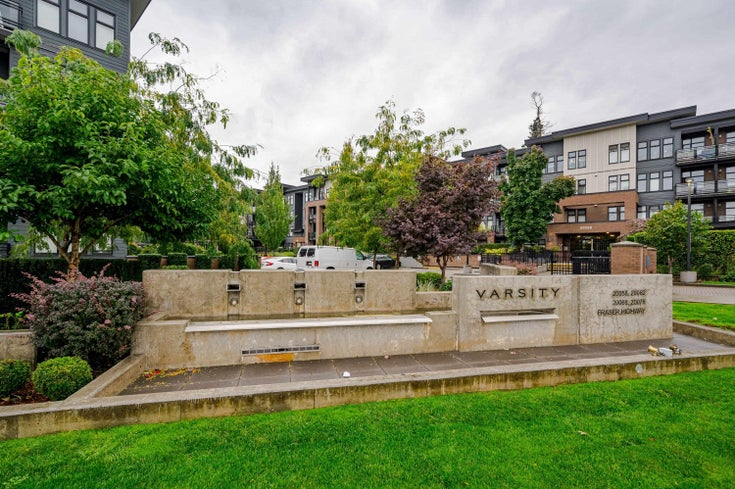 406 20068 FRASER HIGHWAY - Langley City Apartment/Condo for sale, 1 Bedroom (R2623910)