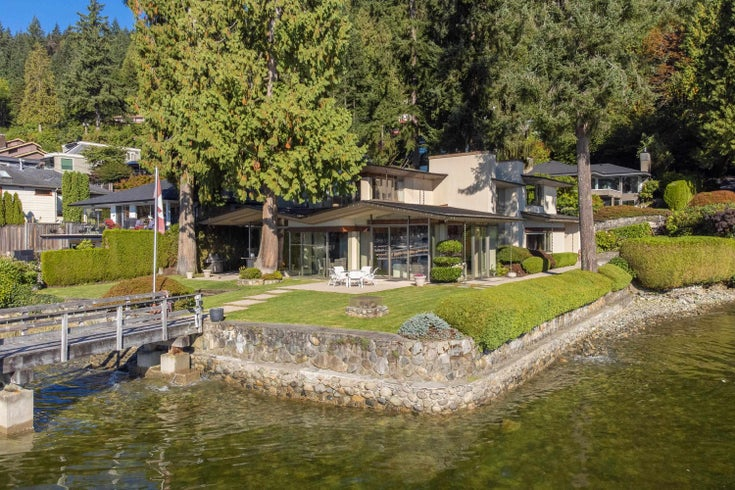 2796 PANORAMA DRIVE - Deep Cove House/Single Family for sale, 2 Bedrooms (R2623924)