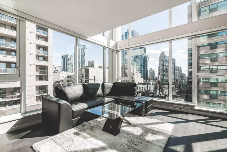 606 1351 CONTINENTAL STREET - Downtown VW Apartment/Condo for sale, 2 Bedrooms (R2623948)