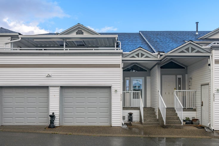 232 13895 102 AVENUE - Whalley Townhouse for sale, 2 Bedrooms (R2624076)