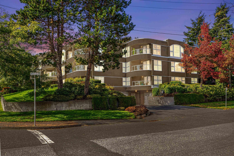 201 15809 MARINE DRIVE - White Rock Apartment/Condo for sale, 1 Bedroom (R2624089) - #1