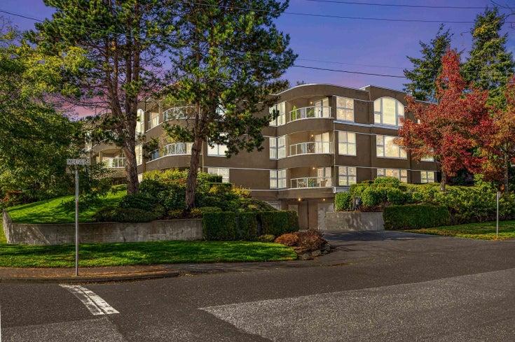 201 15809 MARINE DRIVE - White Rock Apartment/Condo for sale, 1 Bedroom (R2624089)