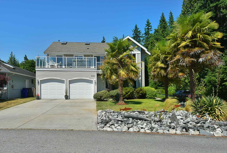 5130 RIDGEVIEW DRIVE - Sechelt District House/Single Family for sale, 4 Bedrooms (R2624096)