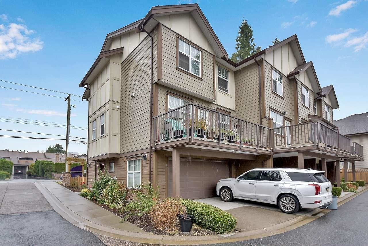 4 33860 MARSHALL ROAD - Central Abbotsford Townhouse for sale, 4 Bedrooms (R2624120) - #1