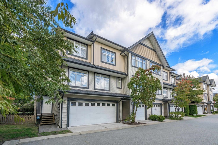 8 19932 70 AVENUE - Willoughby Heights Townhouse for sale, 3 Bedrooms (R2624152)